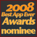 2008 Best App Ever Awards Nominee